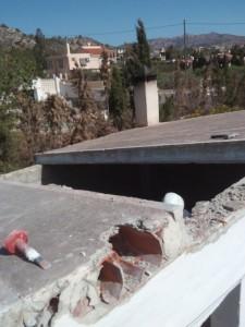 Reparación de tejado. Rehabilitación de estructuras y fachadas en Alicante. Reformas en El Campello Alex