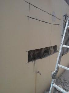 Reparación de humedades en muros Alicante - Reformas El Campello
