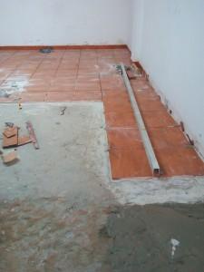 Servicios de pavimentador en Alicante. Pavimentador barato.