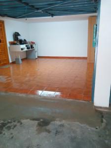 Reformas Alex en El Campello. Pavimentador en Alicante, acabados de pavimentado de garaje.