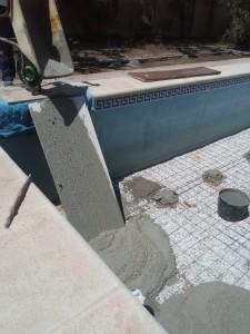 Con reformas en El Campello Alex puedes rehabilitar  piscinas en Alicante.