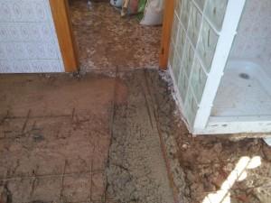 Hormigonado de suelo en Alicante - Reformas en El Campello