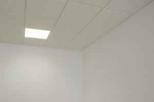 techo desmontable de placas de escayola - reformas Campello Alex