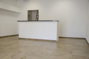 instalación de mostrador - reformas de locales en Alicante Alex Campello