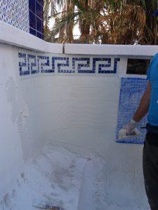 Reforma y reparación de piscinas en Alicante