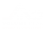 Volume Plan logo blanco